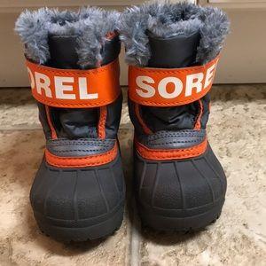 Sorel Commander snow boots